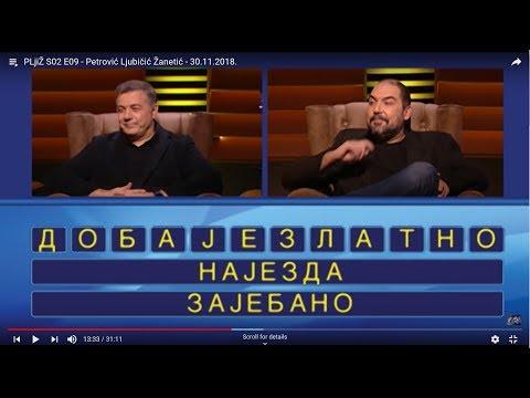 SLAGALICA ceo skeč (PLjiŽ S02 E09 - 30.11.2018.)