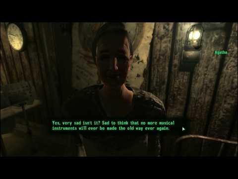 Fallout 3: Agatha's Song [Part 1]