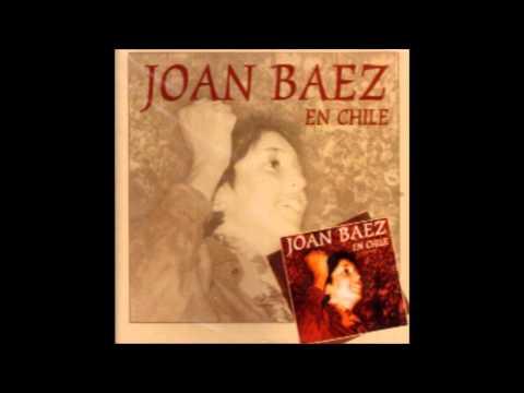 Joan Baez en Chile - Álbum Completo - 1981