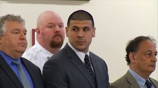 Aaron Hernandez Guilty of 1st-Degree Murder, Sentenced to Life in Prison (VIDEO)