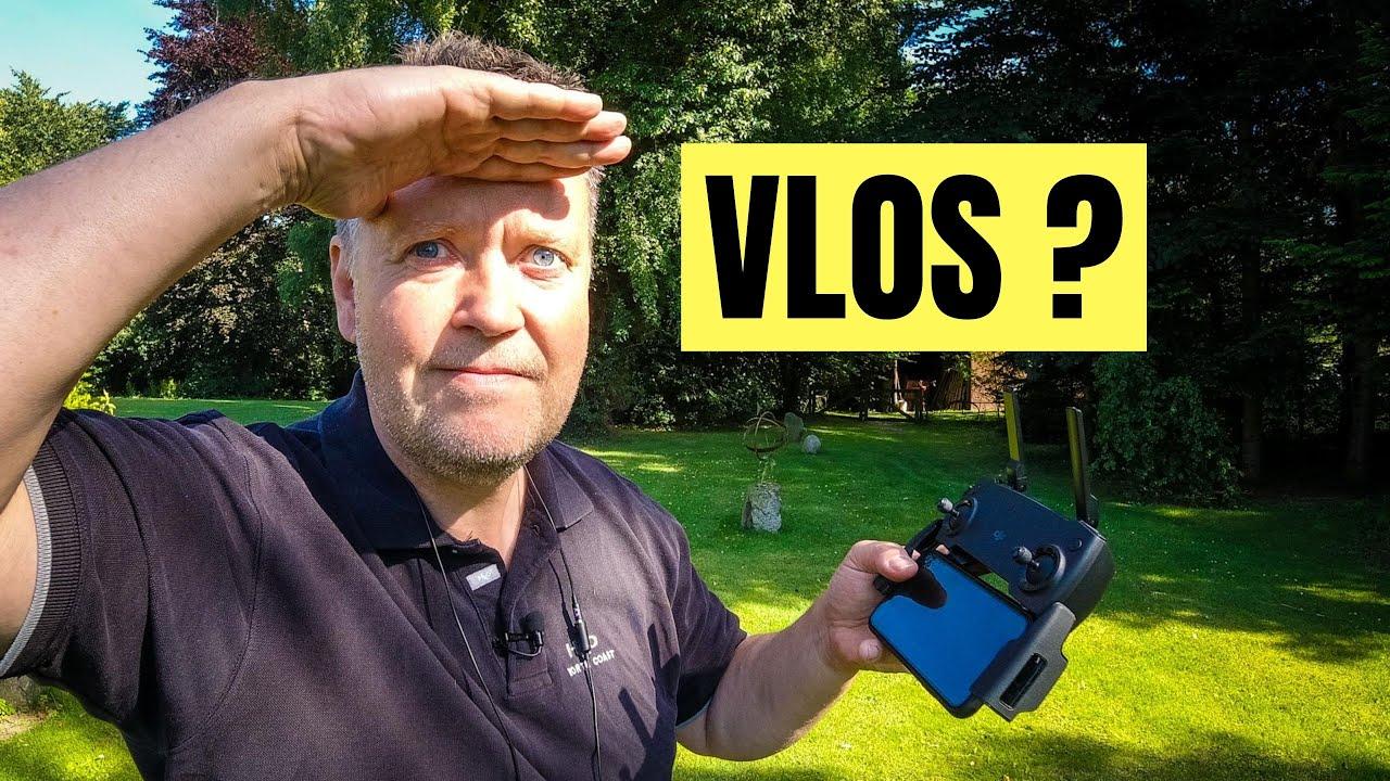 Mavic Mini VLOS? // Most Get It WRONG!