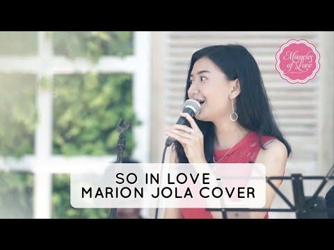 So In Love - Marion Jola | MOL Entertainment