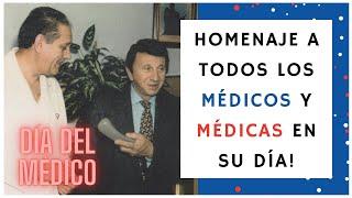 Entrevista a René Favaloro por Luis Landriscina - Día del Médico.