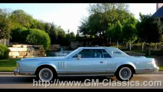 1978 Lincoln Mark V Diamond Jubilee