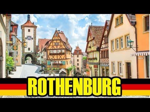 VISITA CONMIGO ROTHENBURG, ALEMANIA | MARIEBELLE TV