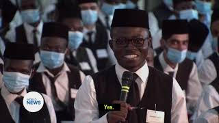 Huzoor's Favourite Food from Ghana