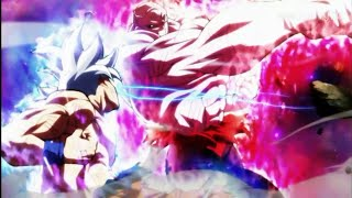 Dragon Ball Super Goku vs Jiren - The Wicked Side Of Me