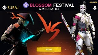 Shadow Fight 3 Official Grand Battle The Blossom Festival 2