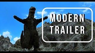 Godzilla vs. The Sea Monster - Modern Trailer (Guardians of the Galaxy style)