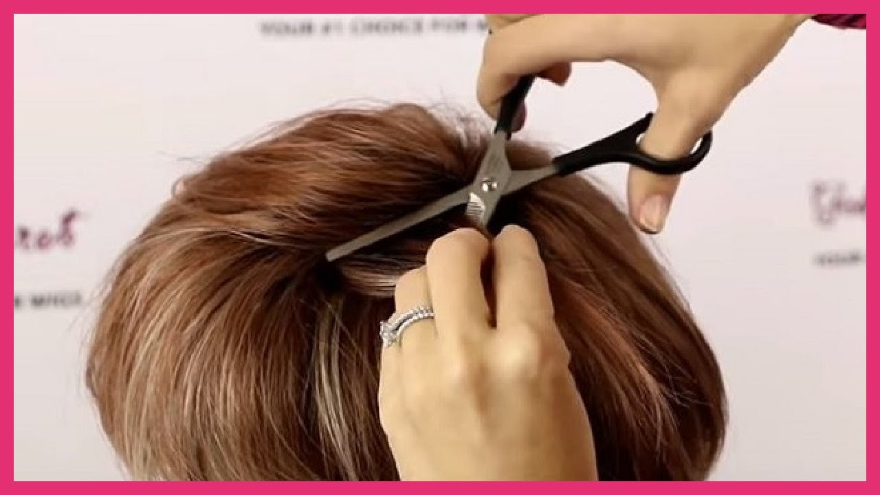 How to thin out a wig youtube urmus Gallery