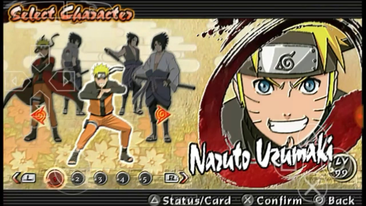 Download naruto ninja impact ppsspp highly compressed | Peatix