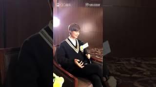 【HD】2017.01.04 李宇春 QQ音乐独家专访 Li Yuchun Chris Lee
