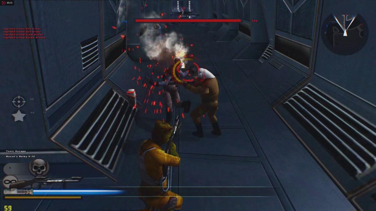 Star Wars Battlefront 2 Mods #2 GCW-1035 With Death
