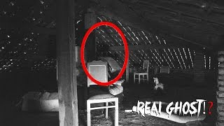 Real Ghost Paranormal Activity Caught on Camera