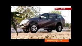 Mitsubishi Pajero Sport review by Autocar India