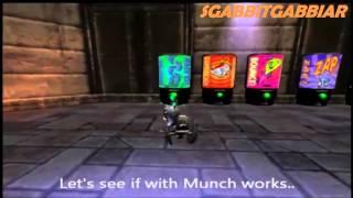 Debug/Hidden Levels - Oddworld Munch