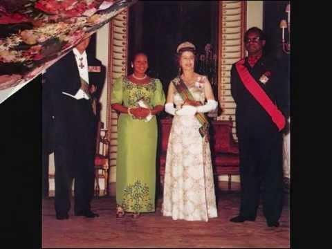 Maman MOBUTU Marie-Antoine (1941-22/10/1977) Hommage