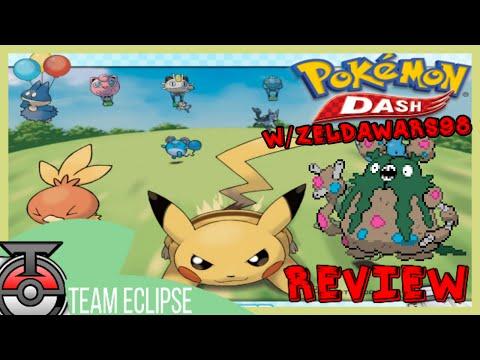 Pokemon Dash Review W/ZeldaWars98