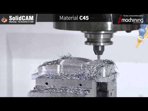 iMachining & Sim. 5X-Milling