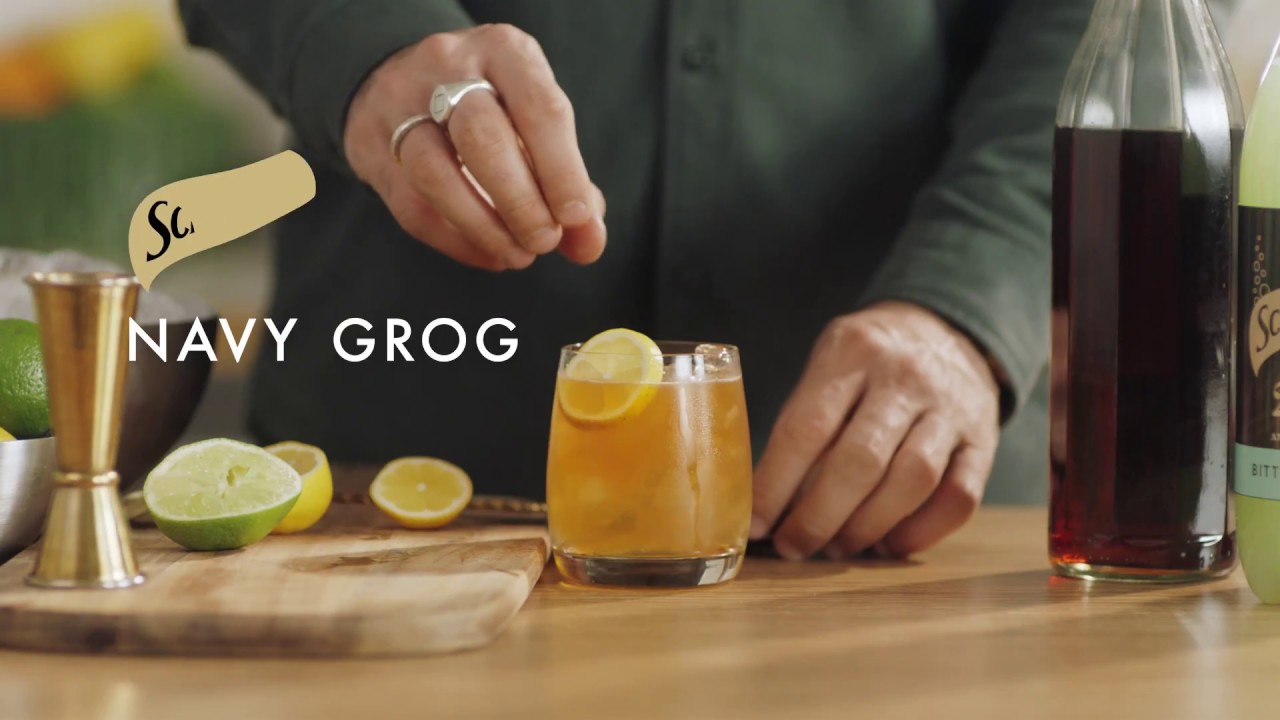 Grog Drink Recipe