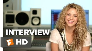 Zootopia Interview - Shakira