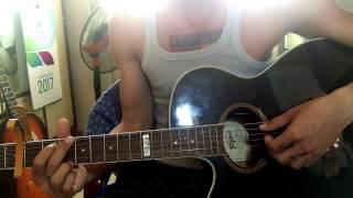 Quên em trong từng cơn đau _ guitar cover