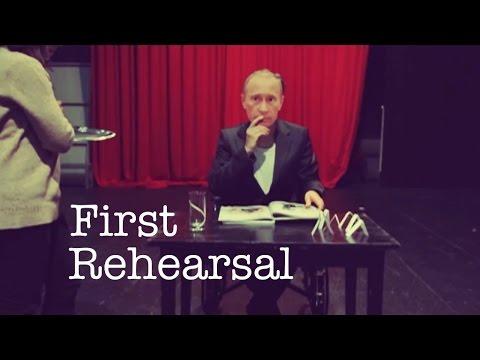 First Rehearsal of Putin, Putout (#TheMockingbirdMan by Klemen Slakonja)