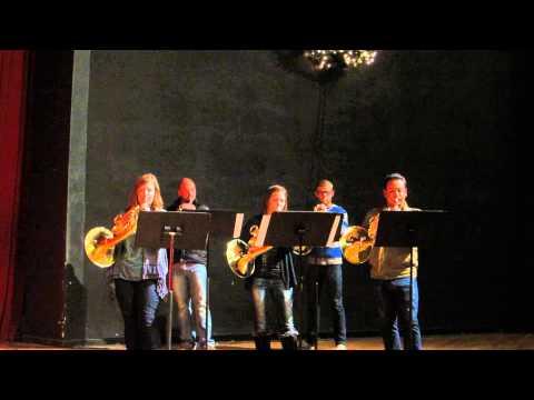 Carol of the Bells (Horns)- Pentatonix Version