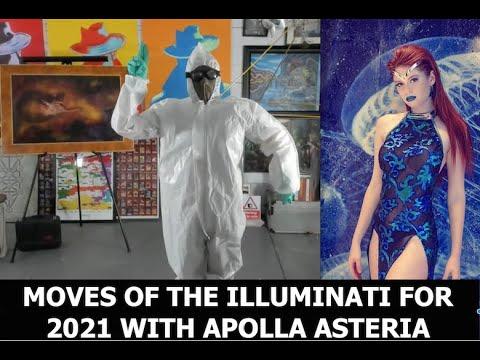 Moves of the Illuminati 2021 & Beyond, Apolla Asteria, Steve Jackson, Illuminati NWO Card Game