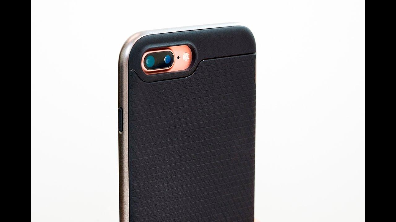 4837283175f Spigen Neo Hybrid iPhone 7 and 7 Plus - YouTube