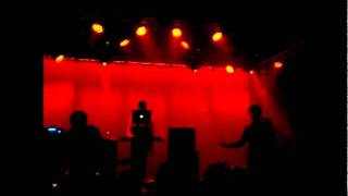 Clan of Xymox - Heroes (Slow Industrial Version) Live in Athens