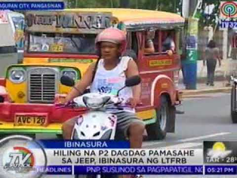 TV Patrol North Central Luzon - Oct 13, 2017