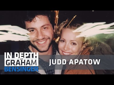 Judd Apatow on Leslie Mann: Love at first sight