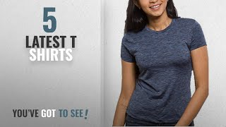 Top 10 Latest T Shirts [2018]: TampaToe Women
