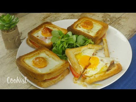 egg-toast:-this-recipe-is-quick-to-make,-healthy-and-tastes-delicious!