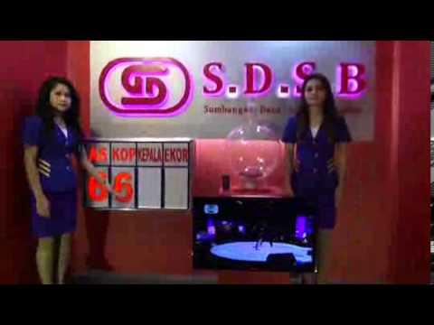 HASIL TOGEL SDSB PERIODE SB-28