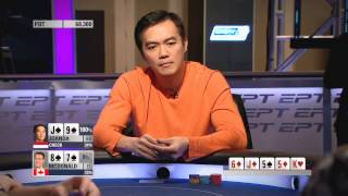 European Poker Tour 10 London 2013 - Super High Roller, Episode 1 | PokerStars.com