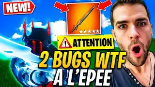 THE ULTIME OF THE EEL AND THE 2 PIRES BUGS! Fortnite Season 7