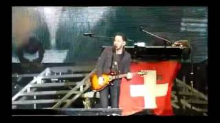 Linkin Park Live - Bleed It Out / A Place For My Head+Drum Solo Live at/in St.Gallen 2011 (HQ)
