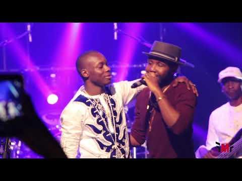 Sidiki Diabate En concert au Bataclan (OFFICIAL HD)(MaliMoov)