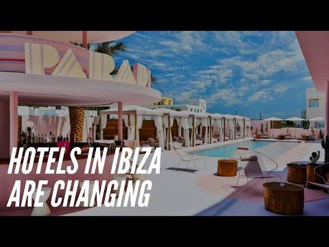 Ibiza Is Changing! Hotel Paradiso, Wiki Whoo Hotel & Beach Star Ibiza