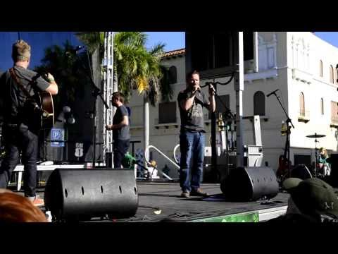 Gaelic Storm, Hollywood Fl, March 9 2014 1/2