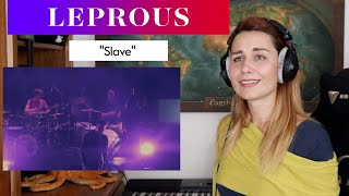 """Leprous """"Slave"""" REACTION & ANALYSIS by Vocal Coach/Opera Singer"""