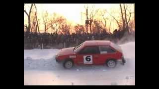 Автогонки на льду «Шадринские огни»(В центре внимания не болиды