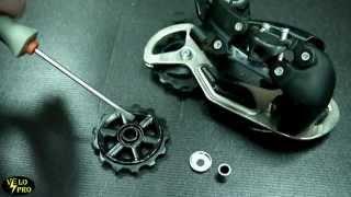 Разница между задними переключателями велосипеда shimano по уровням.(обзор различных моделей переключателей shimano от самых простых и бюджетных к более дорогим., 2015-03-23T14:46:31.000Z)