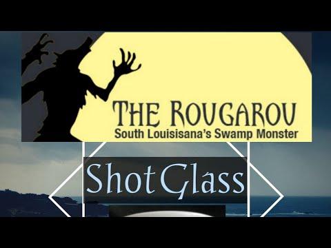The Rougarou Shot Glass