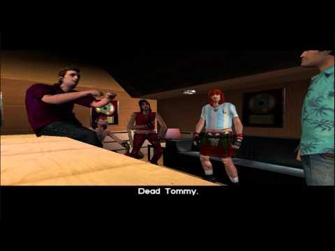 Grand Theft Auto: Vice City - Chapter 8 - Love Fist (Cutscenes)