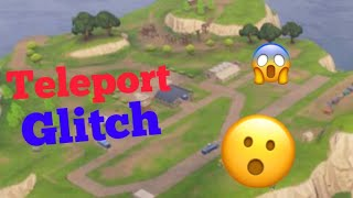 Fortnite teleport to spawn island *Playground Glitch*