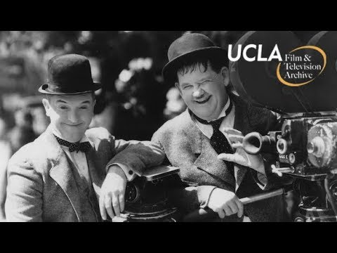 Join our mission to restore Laurel and Hardy!