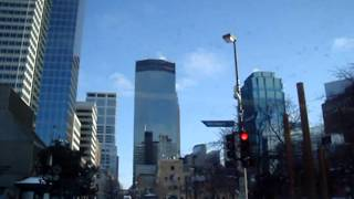 Metro Transit Express Bus - Downtown Minneapolis via I-394
